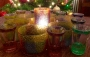 ARTGLASS FOR CANDLES - 1147 -